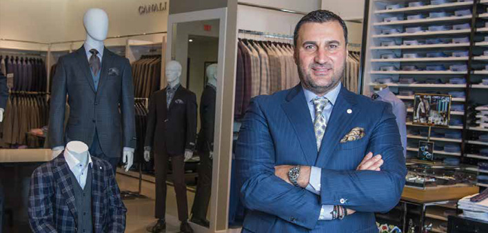 Fashion—Making Sure You Look Your Best Is Jason Barbaro's Mission