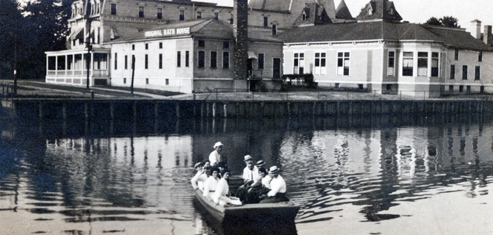 Lazy River Days – 1915