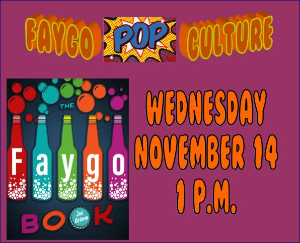 Faygo Pop Culture with Author Joe Grimm